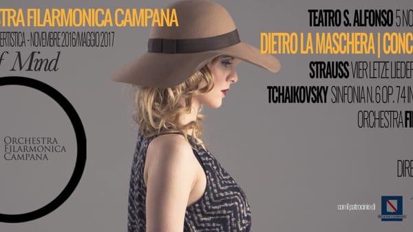 Il 5 novembre, al Teatro Sant'Alfonso di Pagani, Filarmonica Campana in concerto