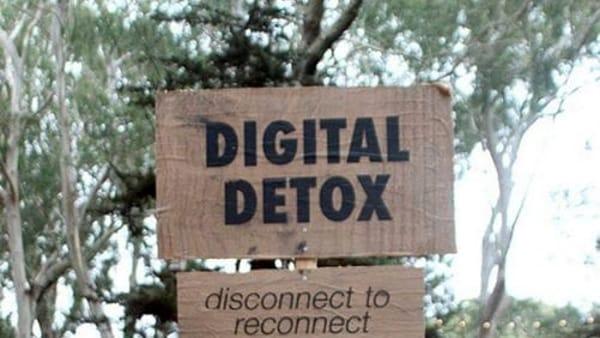 Digital Detox: un giorno senza telefonino nell'oasi del fiume Alento