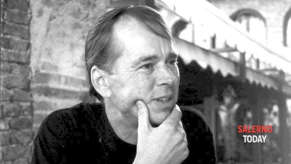 Lo scrittore svedese Bjorn Larsson arriva a Salerno