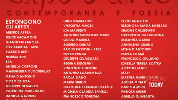 Expo d'Arte Contemporanea e Poesia Avalon in arte sesta edizione: premio nolava allo scrittore Maurizio De Giovanni