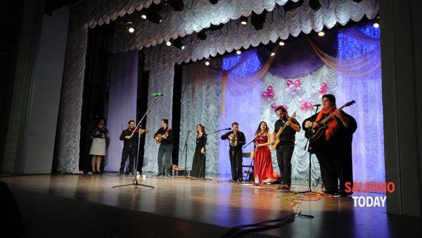 I Musicastoria a Villa Guariglia per l'orfanotrofio di Zhodino