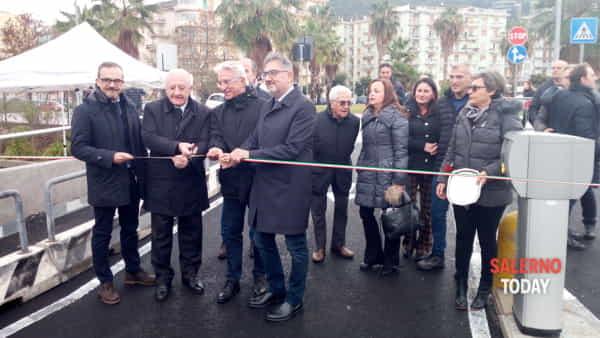 inaugurazione parcheggio via vinciprova1-2