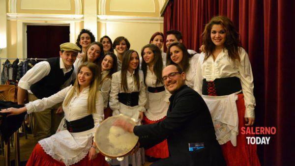 Il coro Calicanto protagonista al Teatro Ghirelli di Salerno