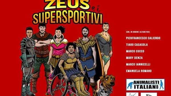 """""""Zeus e i Supersportivi"""": c'è pure il granata Casasola tra i testimonial"""