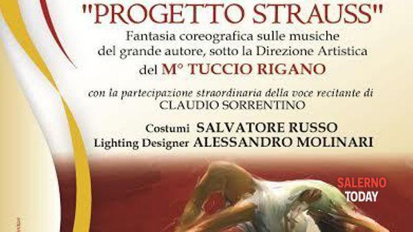 Si balla sulle note di Strauss al Ghirelli di Salerno