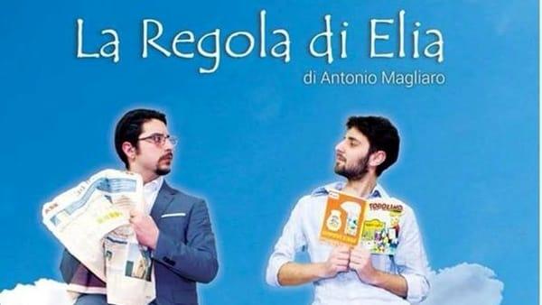 """""""La regola di Elia"""": risate assicurate al Teatro Ridotto"""