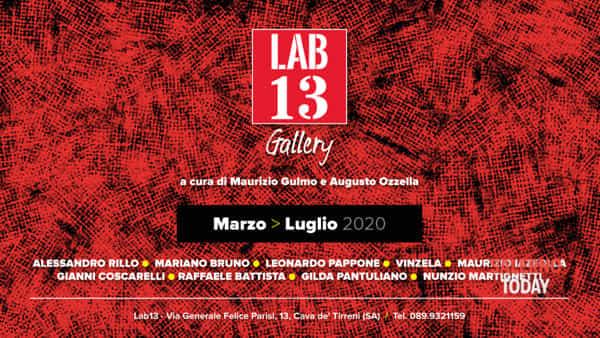 Lab13 Gallery a Cava de' Tirreni: vernissage 8 marzo
