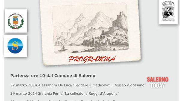 Alla scoperta di Salerno con Erchemperto