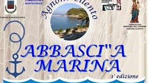Ad Agnone Cilento la festa Abbasci''a marina, il 7 settembre