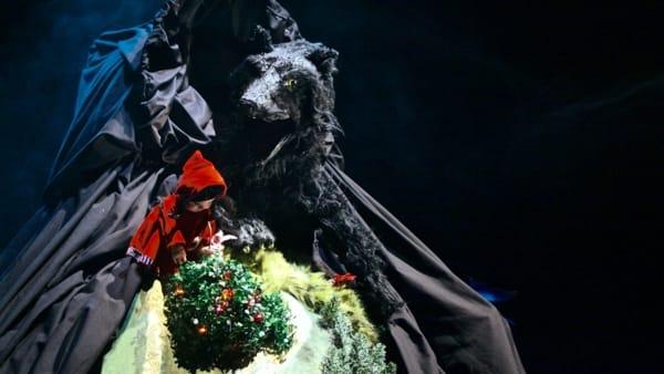 Sabato 26 novembre, alla Sala Pasolini, in scena Rosso Cappuccetto