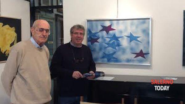 La pittura rivoluzionaria di Mario Schifano in mostra a Salerno