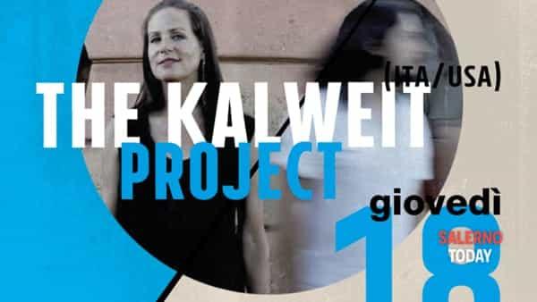 """The Kalweit Project, musica dal vivo il 18 maggio al """"Draft"""" di Vallo della Lucania"""