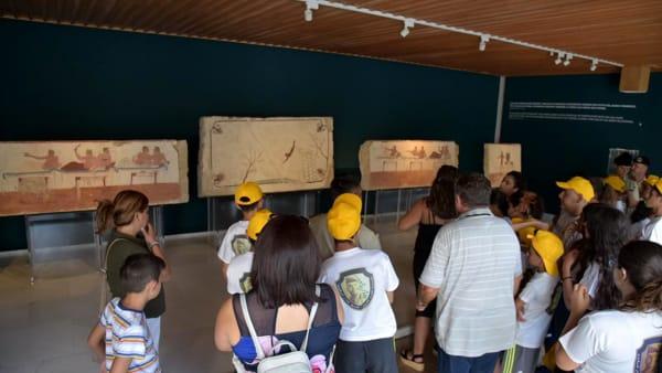 6. Visita al Museo Nazionale Archeologico di Paestum-2