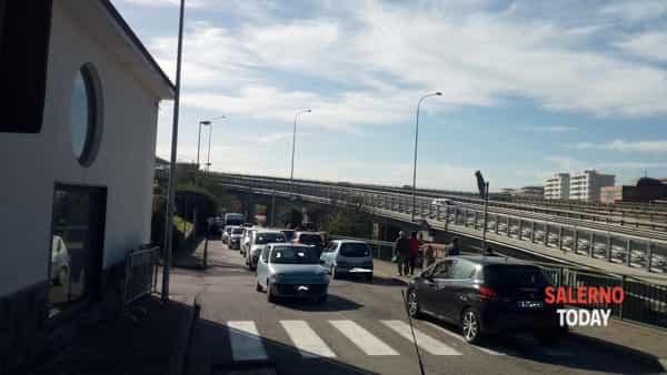traffico brignano commemorazione defunti-2