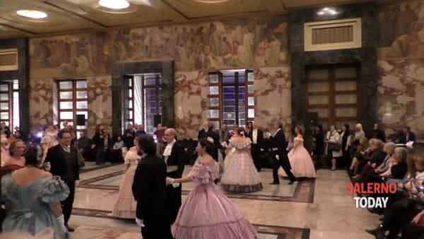 Gran Ballo delle Luci d'Artista: emozioni a Palazzo di Città