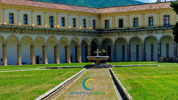 Alla scoperta della Certosa di Padula con la guida Giuseppe Verga