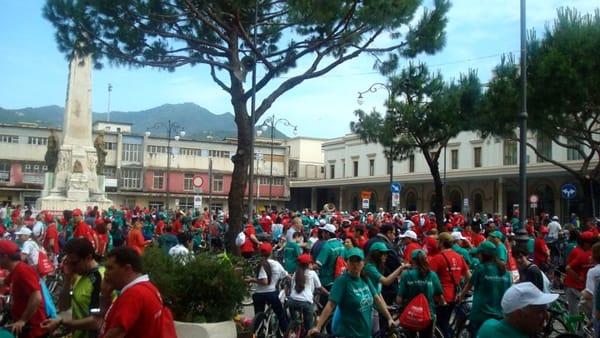Domenica 21 maggio, tutti in bici: ritorna Pedalando per la città