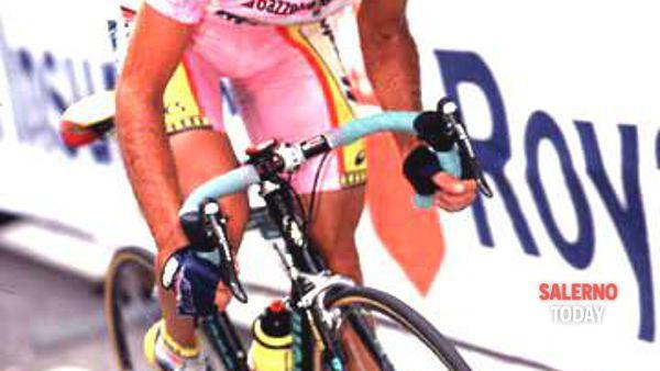 Omaggio a Marco Pantani agli Italian Sport Awards di Agropoli