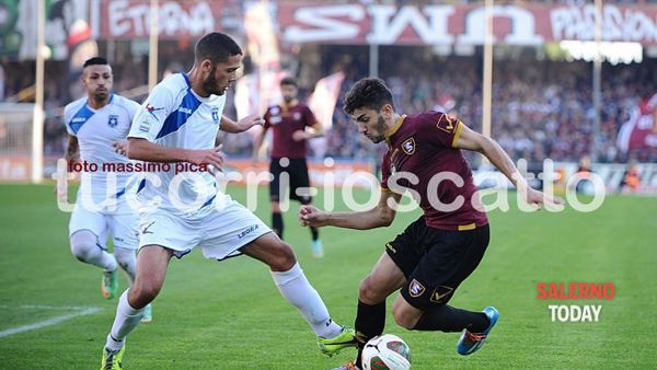 Casertana-Salernitana: le pagelle dei Granata