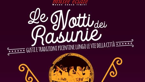 """Street food, danze popolari, artisti di strada: a Pontecagnano """"Le notti dei Rasunie"""""""