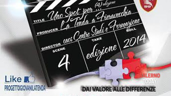 """Al via il concorso """"Uno spot per..."""" a Salerno"""