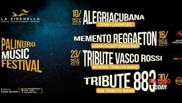 Palinuro: la Sirenella presenta #palinuromusicfestival  un calendario di eventi