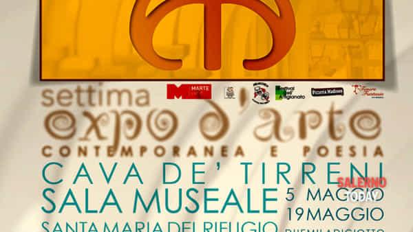 """Dal 5 al 19 maggio torna a Cava de' Tirreni l'expo """"Avalon in arte"""""""