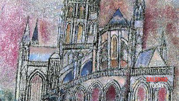 Olii, acquerelli, disegni e grafiche di Franco Gentilini in mostra a Salerno