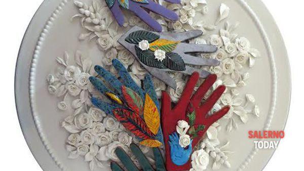 L'infinita primavera di Clara Garesio in mostra a Vietri