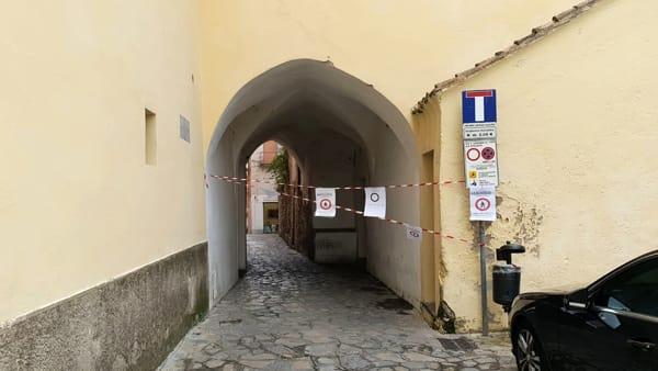 ravello -strada chiusa-2