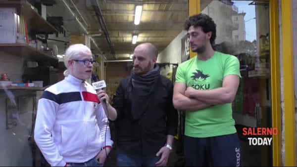 Sport: il primo albino ad una Spartan Race è un salernitano, il video