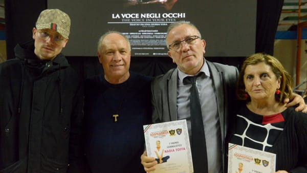 Premio Giornalistico Nadia Toffa - fotoreporter Guglielmo Gambardella (2)-2