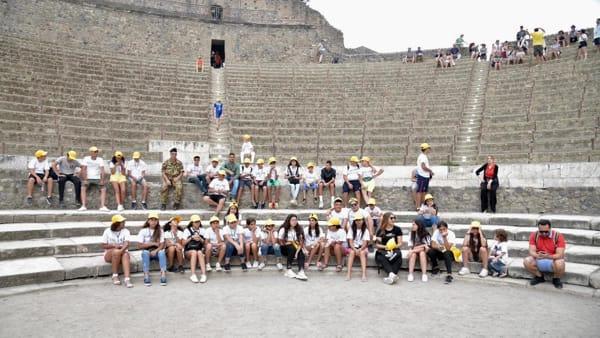 7. Visita al Parco Archeologico di Pompei-2