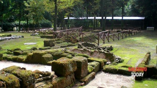 Visita guidata all'area archeologica di Fratte, il 24 marzo