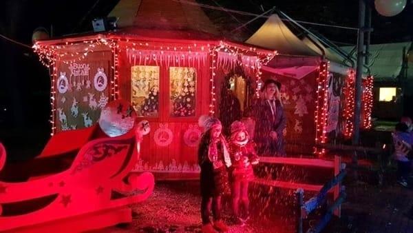 Villaggio di Babbo Natale e Irno Etno Kolk Festival: grande attesa a Fisciano