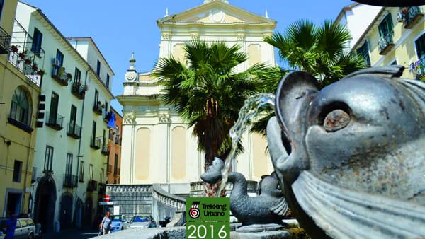 Il 31 ottobre, Giornata Nazionale del Trekking Urbano: ecco l'itinerario di Salerno