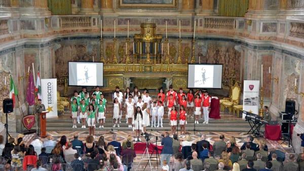 4. Un momento del concerto alla Reggia di Caserta-2