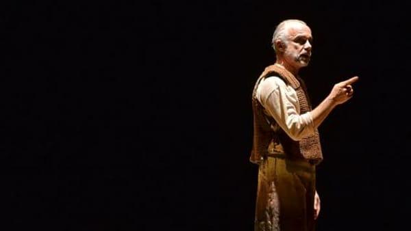 Al Festival Salerno Letteratura va in scena l'Iliade con Gianluigi Tosto