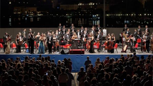 Concerto dell'Orchestra Sinfonica al Duomo di Salerno, venerdì 17 novembre