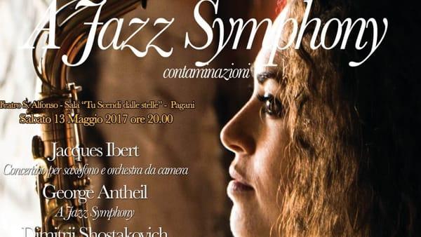 La Filarmonica Campana presenta Jazz Symphony il 13 maggio a Pagani