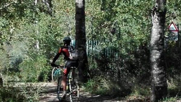 Domenica 29 ottobre si pedala nell'Oasi dell'Alento