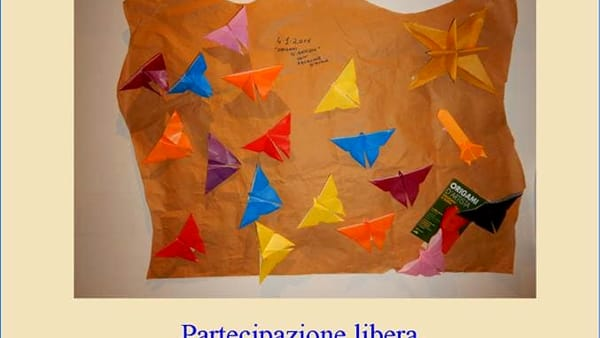 A lezione di origami: l'Eco Bistrot il 9 febbraio fa gli occhi a mandorla