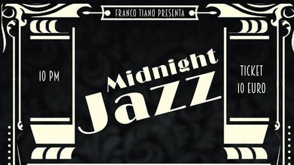 Musica jazz al Mumble Rumble: concerto Midnight il 31 marzo