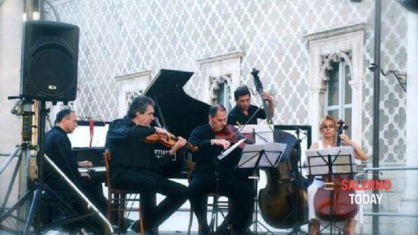 I musicisti della Umbria Ensemble ospiti a La Balconata Furitana