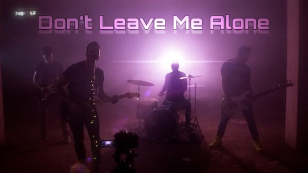 """Don't leave me alone"": il nuovo singolo dei The Citizen"