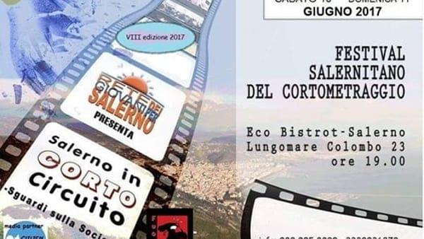 Salerno in CORTOcircuito: festival del cortometraggio all'Eco Bistrot, il 10 e 11 giugno