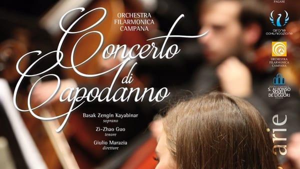Sabato 7 gennaio, concerto di Capodanno della Filarmonica Campana al Teatro Sant' Alfonso di Pagani