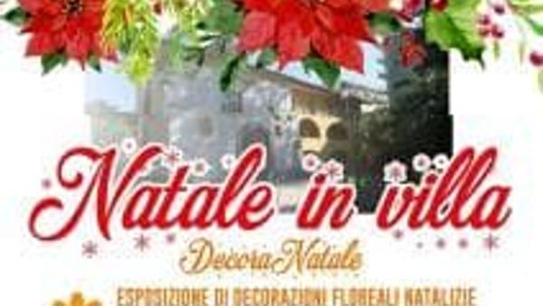 A Villa Carrara, dal 16 al 18 dicembre, musica e laboratori per bambini