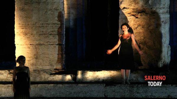 In scena a Paestum il mito di Pericle