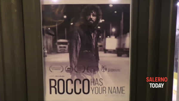 """Rocco has your name"", il nuovo film di Angelo Orlando al San Demetrio di Salerno: l'intervista"